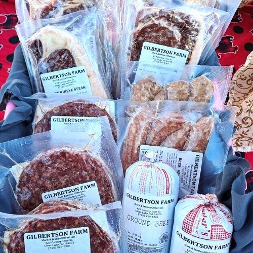 Gilbertson Farm Grill Pack