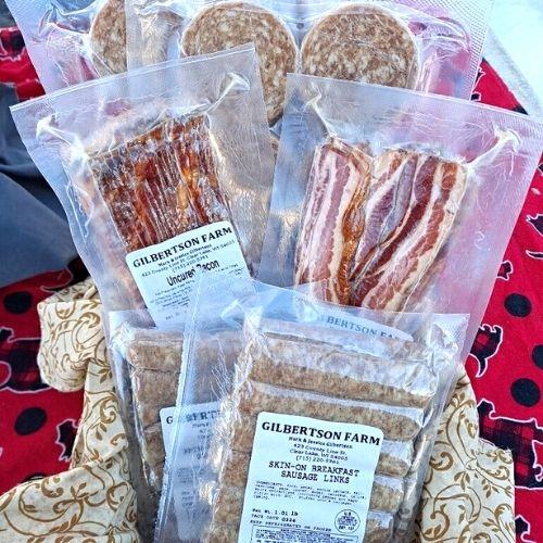 Gilbertson Farm Breakfast Pack